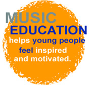 Music Education helps young people feel inspired and motivated.
