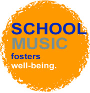 School Music fosters well-being.