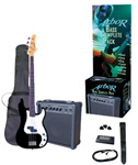 Bass Guitar and Amp Package