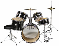 5PCE JUNIOR DRUM KIT
